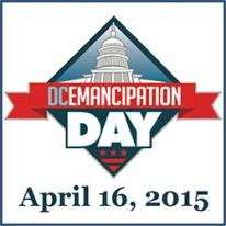 Emancipation Day Is April 16, 2015