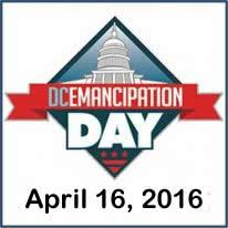 Emancipation Day Is April 16, 2016